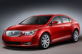 2010 buick lacrosse information and photos zombiedrive