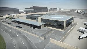architect signature signature flight support london luton airport terminal e architect