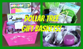 diy dollar tree gift baskets 4 affordable gifts youtube