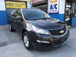 chevrolet traverse ls used 2015 chevrolet traverse ls suv 16 690 00