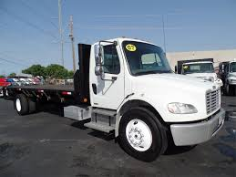 freightliner used trucks freightliner flatbed trucks for sale