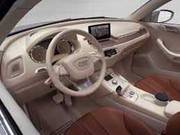 Audi Q5 Inside Audi Cross Coupé Quattro