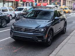 old blue volkswagen the 2018 vw tiguan review pictures details specs business insider