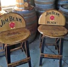 Whiskey Barrel Chairs Barrel Adirondack Chairs And Stools