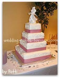 square wedding cakes www wedding cakes for you images 4 tier square