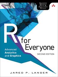 r for everyone advanced analytics and graphics 2nd edition