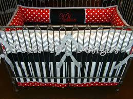 Red Boy Crib Bedding by Black Red White U0026 Gray This Set Would Work Beautifully In A