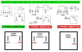 3 pin flasher relay wiring diagram manual wiring diagram and