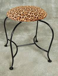 Vanity With Stool Vanity Stool Wrought Iron