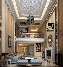 interesting high ceiling living room designs cute home decor