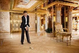 trumps gold house quick tour inside donald trump s house arch2o com