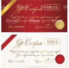 gift voucher samples gift certificate word reference letter template for employment
