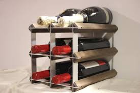 small wine rack u2014 bitdigest design counter top wine rack a