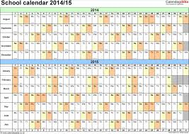 100 templates for calendars free excel schedule templates