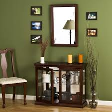 small curio cabinet with glass doors best home furniture decoration