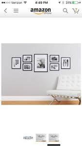 how to create a gallery style photo wall living room pictures