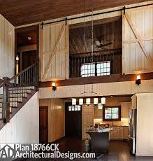 barn home plans designs plan 18766ck fabulous wrap around porch photo galleries vacation