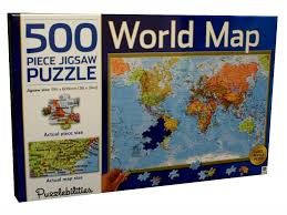 usa map jigsaw puzzle by hamilton grovely 3 puzzlebilities world map 500pc jigsaw puzzles puzzle palace