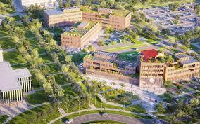 bureau carré sénart lieusaint grand les futurs bureaux écoresponsables de