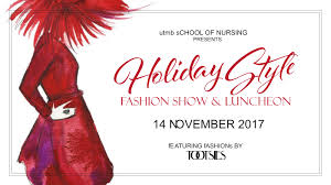 Utmb Help Desk Holiday Style Fashion Show And Luncheon Save The Date And