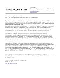 Qa Resume Sample Computer Science Internship Cover Letter Gallery Cover Letter Ideas