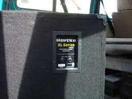 hartke 410xl bass cabinet hartke 410xl image 282386 audiofanzine