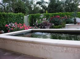 raised koi pond design idea landscaping gardening ideas