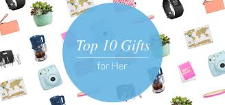 top 10 gifts for evite