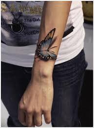 25 inspiring 3d butterfly tattoos designs free premium templates
