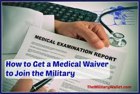 how to get a medical waiver to join the military podcast