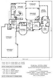 2 Story 4 Bedroom Floor Plans One Story Open Floor Plans With 4 Bedrooms Bedroom 1 Story 3