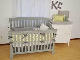 wonderful ideas of gray modern nursery
