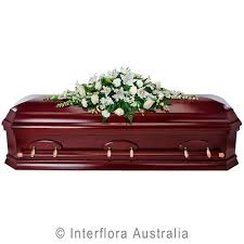 funeral casket funeral casket flowers gold coast respectful botanique