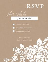 rsvp cards for wedding walmart stationery shop wedding response rsvp cards