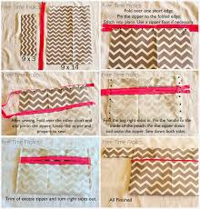 diy view diy zipper pouch interior design for home remodeling