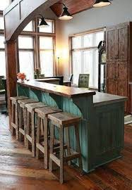 Reclaimed Kitchen Islands by Reclaimed Wood Kitchen Island Raised Bar Designs Kitchen Island