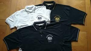 polo shirts with embroidered custom logo 4156