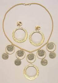 necklace jewellery set images Gypsy jewelry set jpg