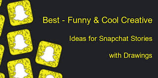 25 best funny u0026 cool creative ideas for snapchat stories with