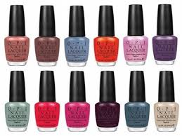 new opi nail polish color chart 2017 for spring summer