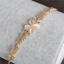 fashion stone bracelet images Zoshi brand opal stone bracelet bangle new fashion crystal jpg