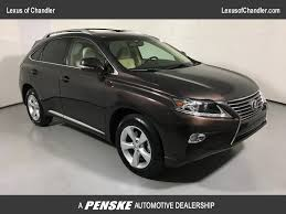 lexus rx dealers 2015 used lexus rx rx 350 at schumacher european serving phoenix