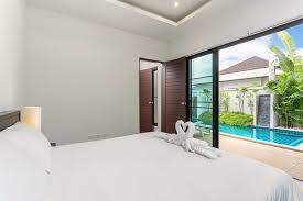 chambre de villa villas et appartement trois chambres à louer à phuket
