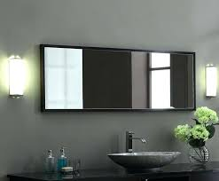 contemporary bathroom mirrors modern bathroom mirror awesome double vanity sinks or black wooden