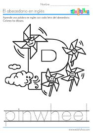 imagenes en ingles con la letra p abecedario la letra p ingles pinterest