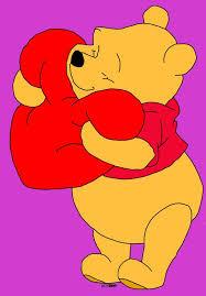 winnie the pooh valentines day winnie the pooh by natt2004 on deviantart