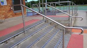 Stainless Steel Stair Handrails Stainless Steel Handrails Balustrade Balcony Railings Pool
