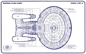 Star Trek Enterprise Floor Plans by Star Trek Uss Enterprise Ncc 1701 D Blueprints Schematics