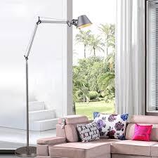 Living Room Floor Lamp Silver Floor Lamp Room Med Art Home Design Posters