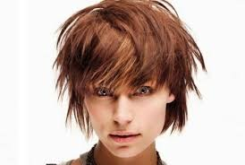 short piecey hairstyles 7 short hairstyles with bangs style presso